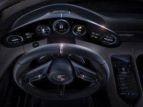 Ver foto 7 de Porsche Mission E Concept 2015