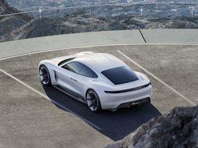 Ver foto 5 de Porsche Mission E Concept 2015