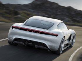 Ver foto 3 de Porsche Mission E Concept 2015