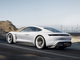 Ver foto 2 de Porsche Mission E Concept 2015
