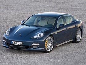 Ver foto 7 de Porsche Panamera 4S 2009