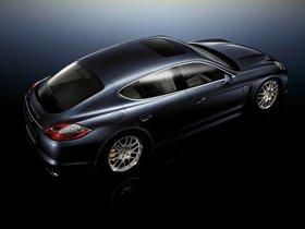 Ver foto 6 de Porsche Panamera 4S 2009
