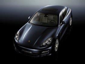 Ver foto 5 de Porsche Panamera 4S 2009