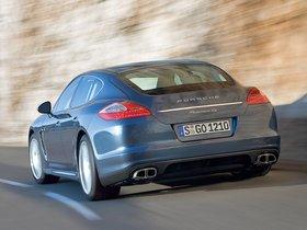 Ver foto 2 de Porsche Panamera 4S 2009