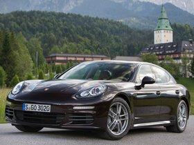 Ver foto 3 de Porsche Panamera 4S 2013
