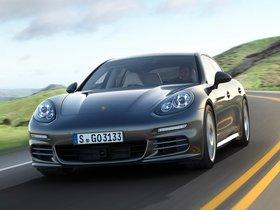 Fotos de Porsche Panamera 4S 2013