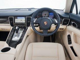 Ver foto 17 de Porsche Panamera 4S 970 UK 2013