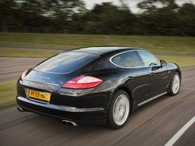 Ver foto 8 de Porsche Panamera 4S 970 UK 2013