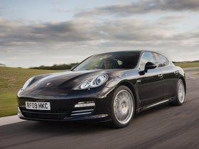 Ver foto 7 de Porsche Panamera 4S 970 UK 2013