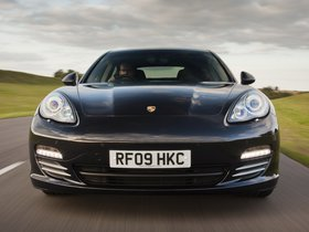 Ver foto 6 de Porsche Panamera 4S 970 UK 2013