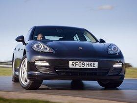 Ver foto 5 de Porsche Panamera 4S 970 UK 2013