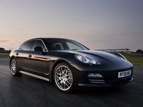 Ver foto 4 de Porsche Panamera 4S 970 UK 2013