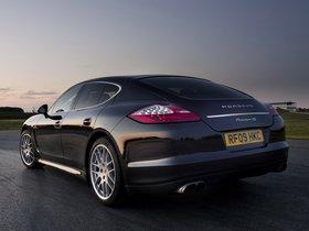 Ver foto 3 de Porsche Panamera 4S 970 UK 2013