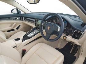 Ver foto 16 de Porsche Panamera 4S 970 UK 2013