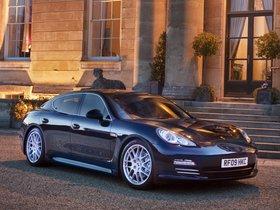 Ver foto 10 de Porsche Panamera 4S 970 UK 2013