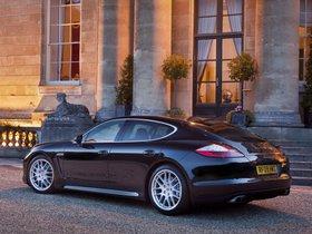 Ver foto 9 de Porsche Panamera 4S 970 UK 2013