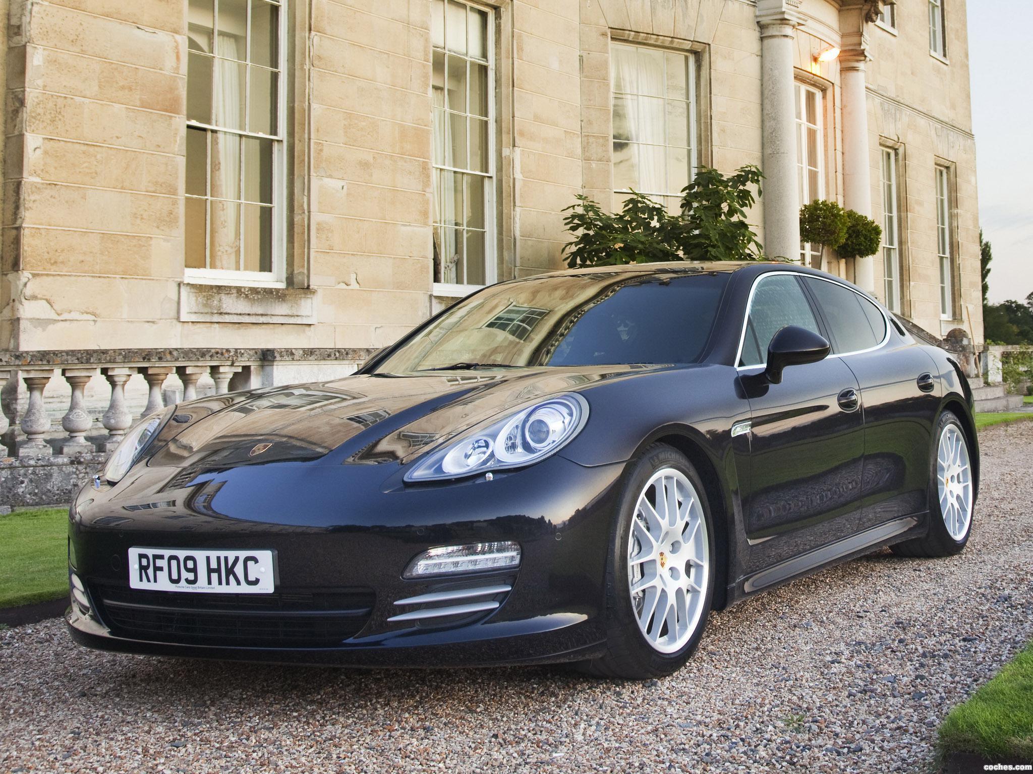 Foto 0 de Porsche Panamera 4S 970 UK 2013