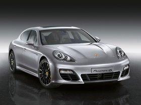 Fotos de Porsche Panamera 4S Sport Design 2010
