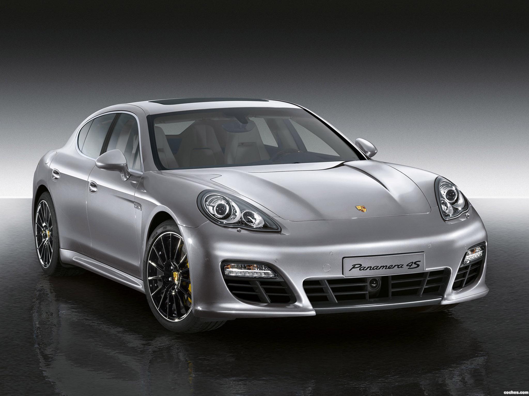 Foto 0 de Porsche Panamera 4S Sport Design 2010