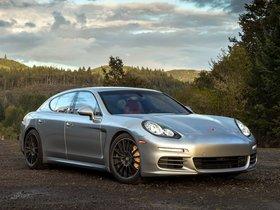 Ver foto 7 de Porsche Panamera 4S USA 2013