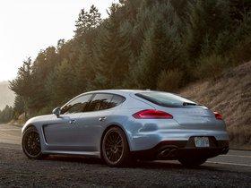 Ver foto 6 de Porsche Panamera 4S USA 2013