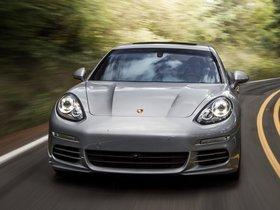 Ver foto 5 de Porsche Panamera 4S USA 2013