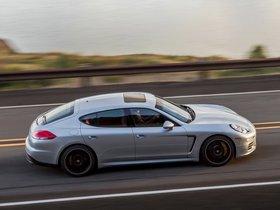 Ver foto 2 de Porsche Panamera 4S USA 2013