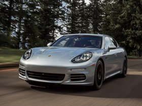 Fotos de Porsche Panamera 4S USA 2013