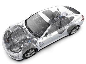 Ver foto 9 de Porsche Panamera Diesel 970 2011