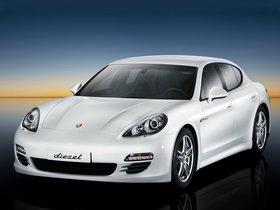 Ver foto 29 de Porsche Panamera Diesel 970 2011