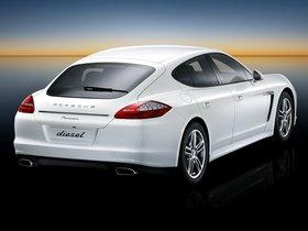 Ver foto 28 de Porsche Panamera Diesel 970 2011