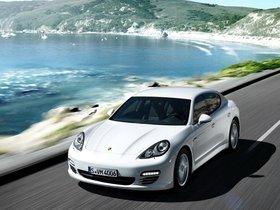 Ver foto 27 de Porsche Panamera Diesel 970 2011