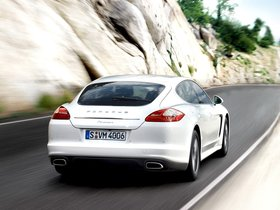 Ver foto 26 de Porsche Panamera Diesel 970 2011