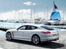 Ver foto 25 de Porsche Panamera Diesel 970 2011