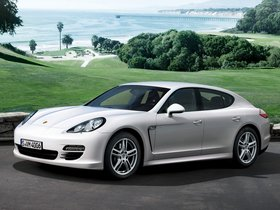 Ver foto 23 de Porsche Panamera Diesel 970 2011