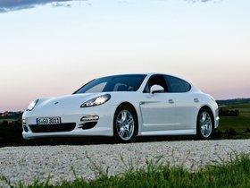 Ver foto 19 de Porsche Panamera Diesel 970 2011