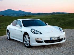 Ver foto 18 de Porsche Panamera Diesel 970 2011