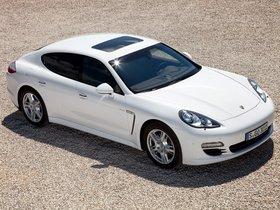 Ver foto 15 de Porsche Panamera Diesel 970 2011