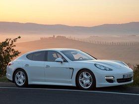 Ver foto 14 de Porsche Panamera Diesel 970 2011
