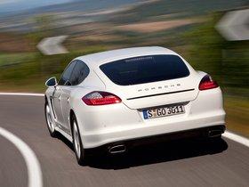 Ver foto 12 de Porsche Panamera Diesel 970 2011