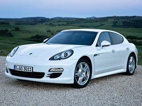 Ver foto 10 de Porsche Panamera Diesel 970 2011