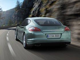 Ver foto 4 de Porsche Panamera Diesel 970 2011