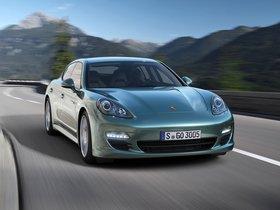 Ver foto 2 de Porsche Panamera Diesel 970 2011