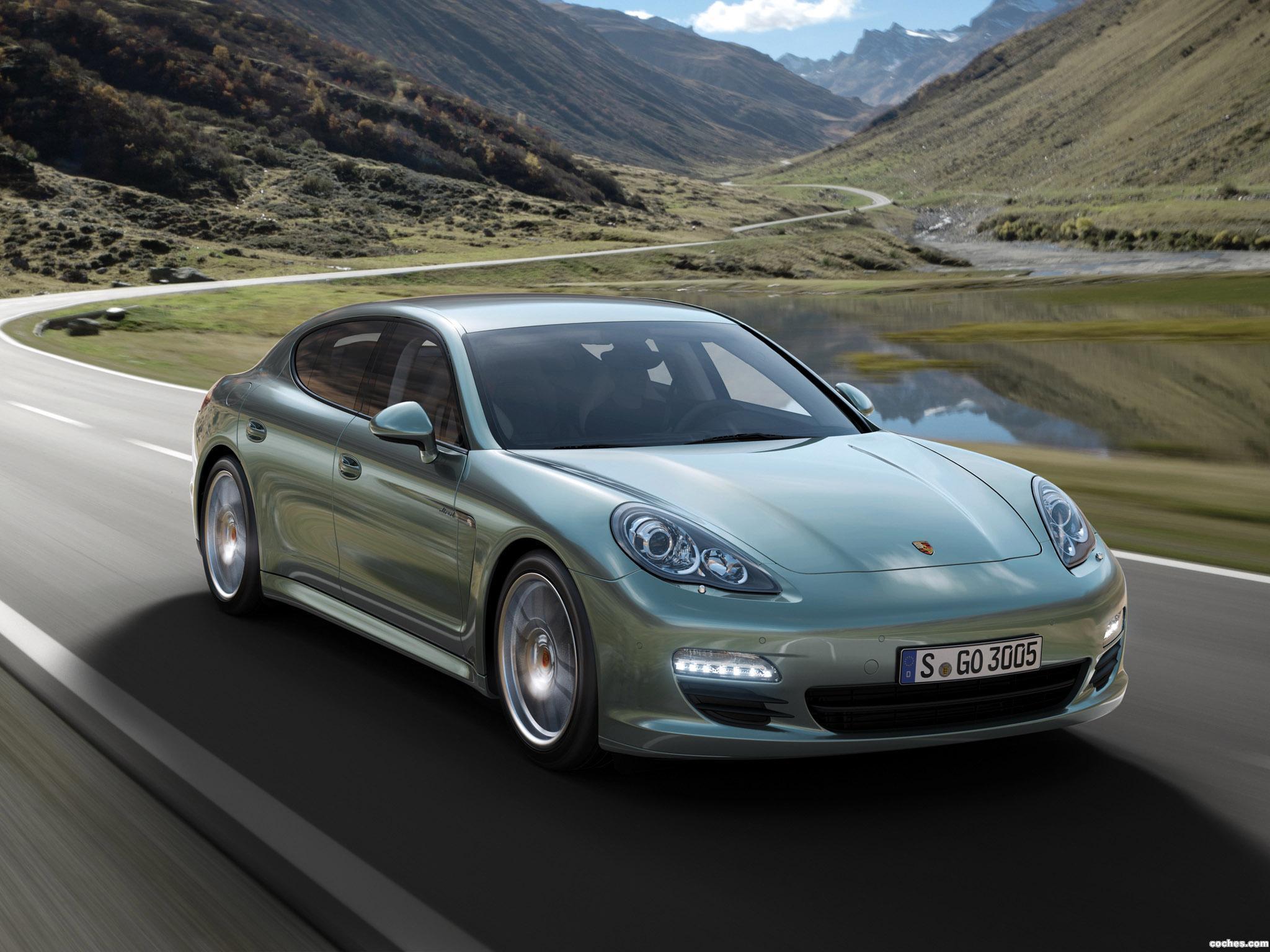 Foto 0 de Porsche Panamera Diesel 970 2011