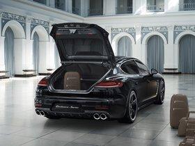 Ver foto 2 de Porsche Panamera Exclusive Series 2014
