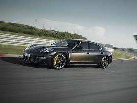 Fotos de Porsche Panamera Exclusive Series 2014