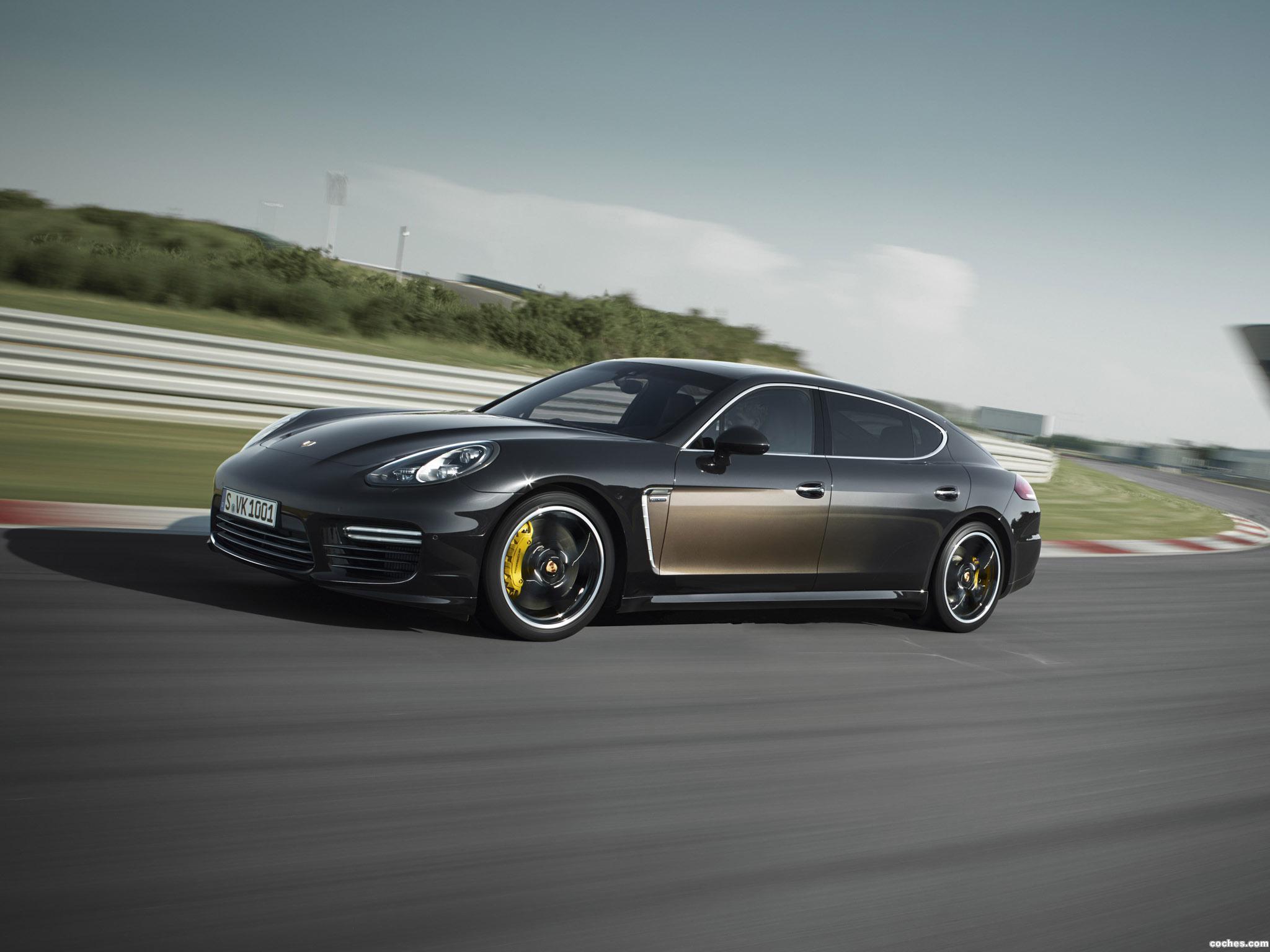 Foto 0 de Porsche Panamera Exclusive Series 2014