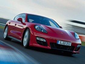 Ver foto 1 de Porsche Panamera GTS 2011