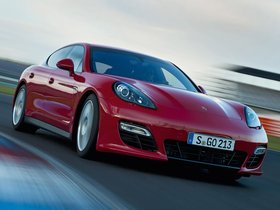 Fotos de Porsche Panamera GTS 2011
