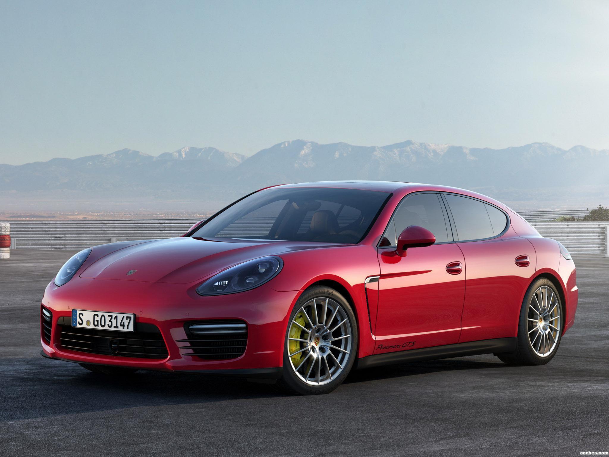 Foto 0 de Porsche Panamera GTS 970 2013